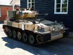 Alvis Scorpion CVR(T) Light Tank - 1974