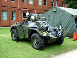 Ferret Armoured Scout Car Mk 2