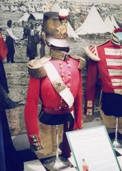 Crimean Infantry Officers uniform