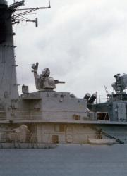 Navy 'Goalkeeper' CIWS