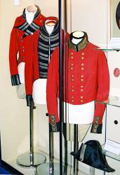 19th Century British Coatee jackets