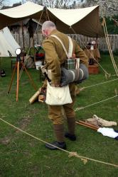 British soldier of the Boer War - stand to! - MUR3_abwkit5