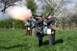 American Civil War, Volley fire