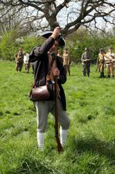 Firepower through the ages - Flintlock musket of the 1770s - MUR3_ftamusket5