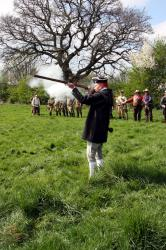 Firepower through the ages - Flintlock musket of the 1770s - MUR3_ftamusket8