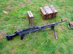 British General Purpose Machine Gun, or GPMG