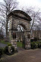 4th Battalion, Northumberland Fusiliers - Great War Memorial Arch