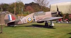 Hawker Hurricane 1 (Replica)