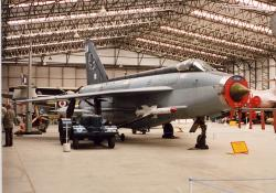 English Electric Lightning F6