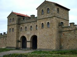 Arbeia - Reconstruction of a Roman Fort Gatehouse