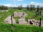 Chesters Roman Fort - East gate