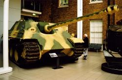 German Jagdpanther Self-propelled Gun