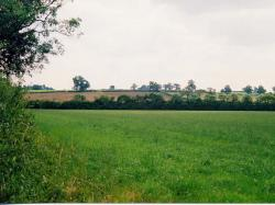 The Naseby battlefield - North