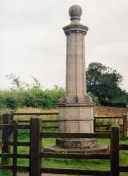 Naseby, Battlefield Monument
