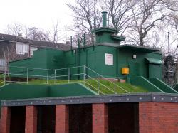 Views of the York Cold War Bunker